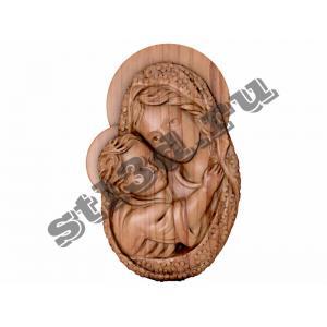 106 Панно Религия Богородица