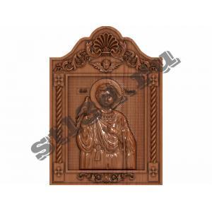 012 Икона Святой Трифон