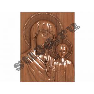 014 Икона Казанская Богоматерь
