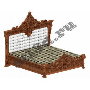 017 Кровать