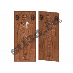 018 Икона Святой Симеон