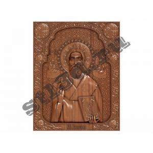 021 Икона Святой Киприян