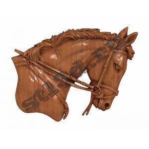 021 Панно Конь в профиль