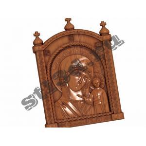 024 Икона Казанская богородица