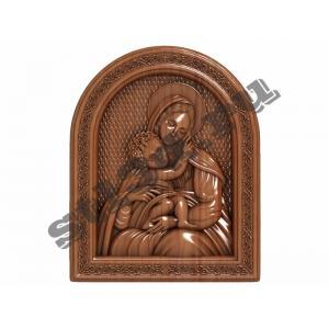 002 Икона Богородица