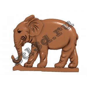 005 Индийский слон