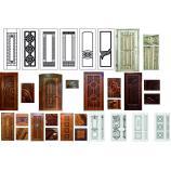 Двери и дверные накладки для ЧПУ